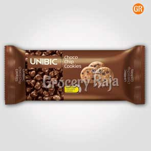 Unibic Choco Chip Cookies Biscuits Rs. 20