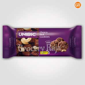 Unibic Choco Nut Cookies Biscuits Rs. 25