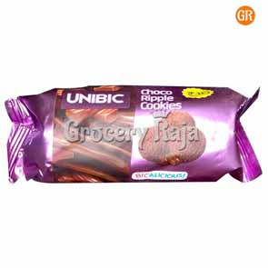 Unibic Choco Ripple Cookies Rs. 10