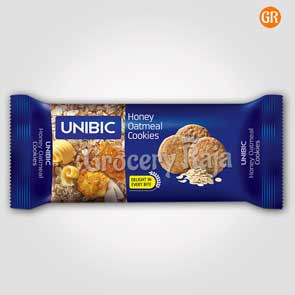 Unibic Honey Oatmeal Cookies Biscuits