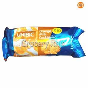 Unibic Orange Milk Cookies Rs. 10