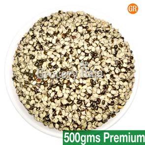 GR Urad Dal Black (Split) - Ulutham Paruppu (கருப்பு உளுந்து உடைத்தது) 500 gms