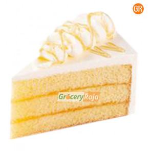 Vanilla Cake Single Piece - 1 Slice