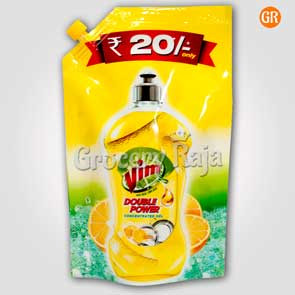 Vim Double Power Concentrated Gel Lemon 120 ml