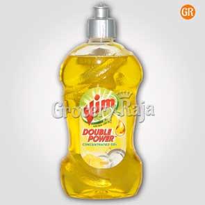 Vim Dishwash Double Power Lemon Gel 750 ml