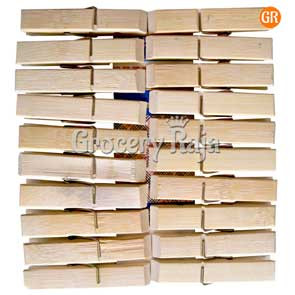 Wooden Cloth Clip 20 pc