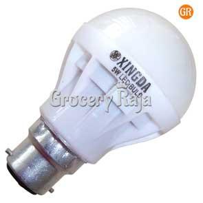 Xingda 5W LED Bulb 1 pc [5 CARDS]