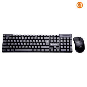 Zebronics Keyboard & Mouse JUDWAA 543 Combo Pack