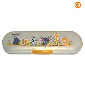 Zoo Pencil Box 1 pc [4 CARDS]