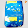 Stayfree Secure Cottony Soft Regular With Wings 20 Pads