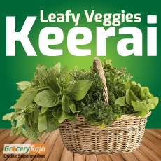 Fresh Keerai Leafy Vegetables Online