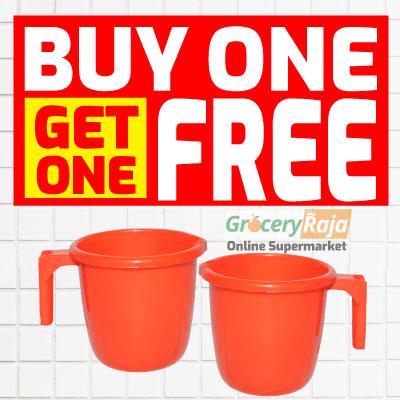 Buy 1 Mug Get 1 Mug Free