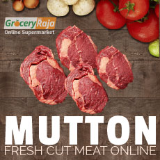 Buy Fresh Cut Mutton Online