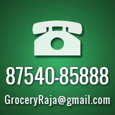 Grocer Raja Contact No