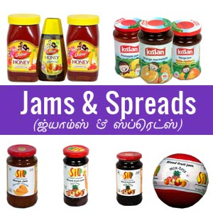 Jams & Spreads