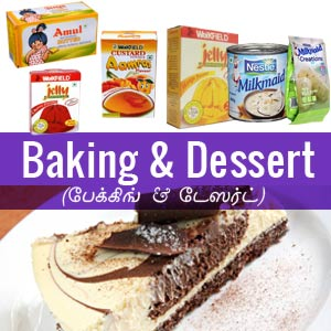 baking & Dessert Items