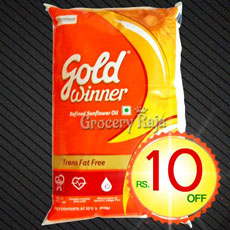 Rs. 10 Off Gold Winner