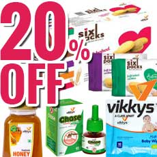 Buy Vikky's Product Online